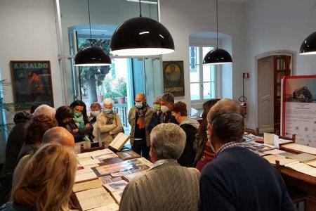 Sold out per le Giornate FAI d'Autunno in Fondazione Ansaldo