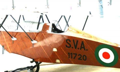 SVA 5: Un semi-originale pronto al decollo